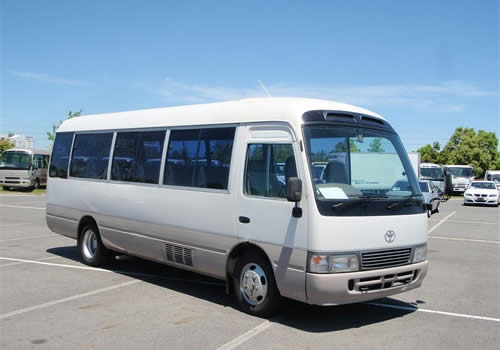 Safari Coaster 28 Seater