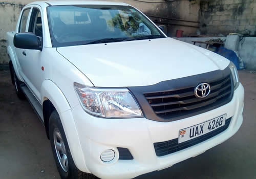 Hilux Double Cabin